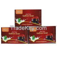 Aloe Vera Saffron Soap