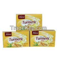 Aloe Vera Turmeric soap
