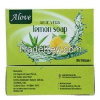 Aloe Vera Lemon soap