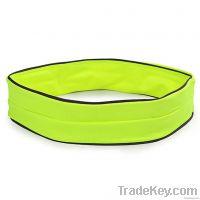 2014 hot selling Sport elastic waist bag, fashion running belt manufac