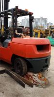 used 5ton toyota forklift