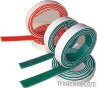 urethane pu printing rubber squeegees blade