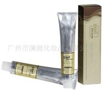 Corl hair dye cream, corl hair color cream with 48 colors