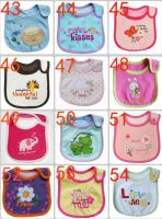 Baby bibs with cute design