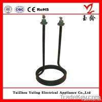coil heating element for electric water heater