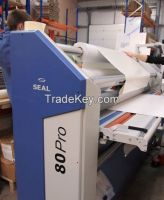 80 inch Wide Hot/Cold Laminator