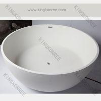 freestanding bathtub solid surface