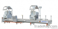 Double Mitre Cutting Saw NC for Aluminum