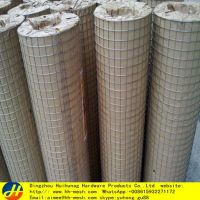 China Exporter Manufacture3/4'' Welded Wire Mesh