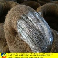 Hot Sale  Galvanized Iron Wire