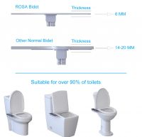 Seat Mechanical Bidet Cold Only