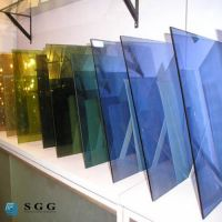 Good quality low price reflective glass supplier in China