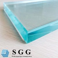 Best Supply 15mm clear toughened glass