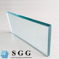 Best Supply 4mm clear toughened glass