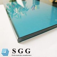 Best Supply tinted glass laminated (clear, blue, bronze, green, grey)