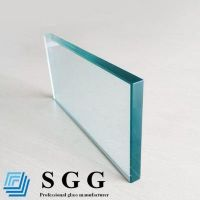 Best Supply 3-19mm clear toughened glass