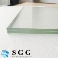Best Supply clear laminated glass