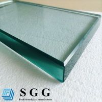 Best Supply 12mm clear toughened glass