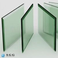 Good quality security tempered glass with CE