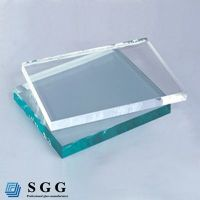 Top quality 10mm extra clear float glass