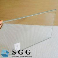 Top quality 5mm low iron glass