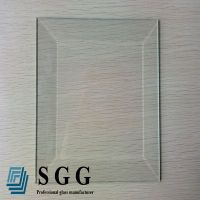 Top quality 4mm low iron glass