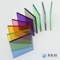 Good quality color PVB Laminated glass