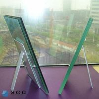 Good quality safety glass laminated 8.76mm