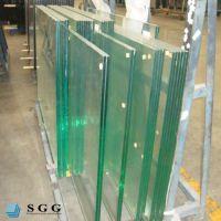 Good quality cut laminated glass 12.76mm