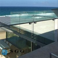 good quality low price security fence glass supplier