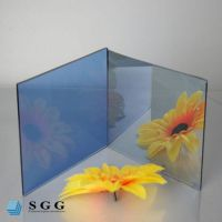 Good quality Competitive Price reflective blue glass manufacturer