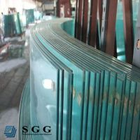 Curved Tempered Glass Factory