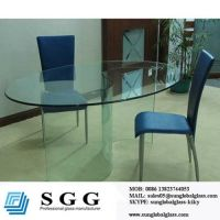 replace glass table top
