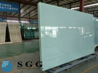 High quality opaque laminated glass
