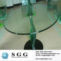 custom glass for table top