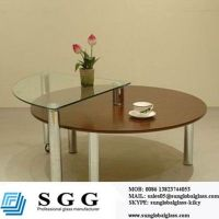 round glass for table top