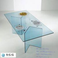 custom glass tables