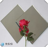 High quality 4mm aluminum float mirror glass
