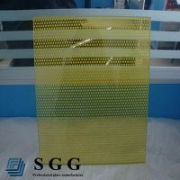 Top quality 4mm Lacquered glass