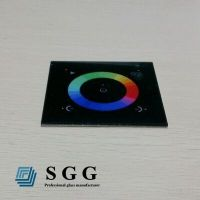 Top quality 5mm heat resistant painted glass