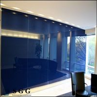 Top quality 5mm painted glass for decoration