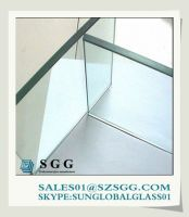 clear float glass 2mm