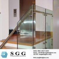 frameless glass balustrading