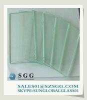 Brown float glass