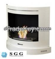High quality thoughed curved glass