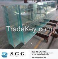 glass panel balustrade
