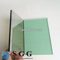 French green reflective glass, thickness 4mm 5mm 5.5mm 6mm 8mm 10mm 12mm