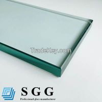 3mm 4mm 5mm 6mm 8mm 10mm 12mm 15mm 19mm clear flat toughened glass manufacturer