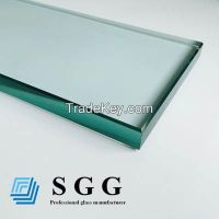 Clear & frosted tempered glass, 3mm 4mm 5mm 6mm 8mm 10mm 12mm 15mm 19mm