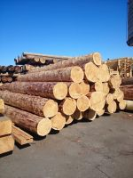 Lumber, wood logs, decking, taruki. Species spruce, pine, fir